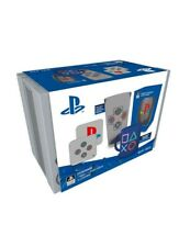 PLAYSTATION CLASSIC GIFT BOX TAZZA BICCHIERE LARGE SOTTOBICCHIERE MUG GLASS