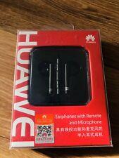 Ecouteurs Kit Main Libre Jack 3,5mm Avec Fil Huawei Neuf Et Emballé Musique Son