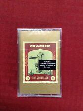 CRACKER - the golden age - BRAND NEW CASSETTE alternative rock