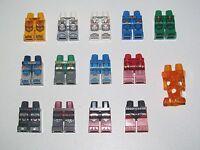 Lego ® Minifig Paire de Jambes Legs Chevalier Nexo Knights Choose Model NEW
