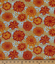 Cotton Anna Maria Horner Reliquary Flower Floral Cotton Fabric Print BTY D302.20