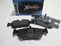 4 Brake Pads Front Four Brake Pad Set Front Xenergy BMW 3 E36 318i