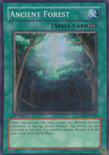 YuGiOh Ancient Forest - ANPR-EN048 - Super Rare - Unlimited Edition Lightly Play