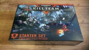 Warhammer 40k Kill Team Starter Set New Sealed 1st Edition Box Set