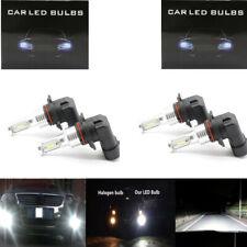 4x Combo 9005 + 9006 CSP LED Headlights Bulbs High Low Beam 6000K Super Bright