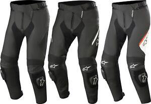 Alpinestars Missile V2 Hommes Pantalon Moto Sport Course Été Pantalon en Cuir