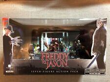 Wizkids Freddy vs Jason Horrorclix Seven Figure Action Pack