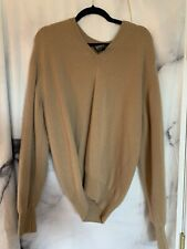womens 100 cashmere sweater medium