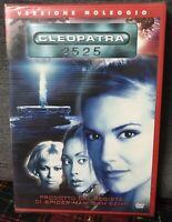 Cleopatra 2525 (2000) DVD Rent New Sigillato Durata 3 Ore e 18 Minuti Sam Raimi