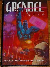 Grendel - War Child - HC Hard cover limited edition