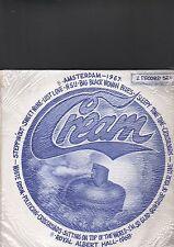 CREAM - amsterdam 1967 / royal albert hall 1968 2 LP