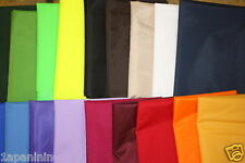 4oz PU nylon WATERPROOF fabric material 1m by 1.45m for BBq, seat covers, repair