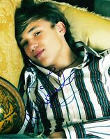 WILLIAM MOSELEY SIGNED 8X10 PHOTO AUTHENTIC AUTOGRAPH CHRONICLES OF NARINA COA