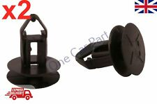2 X Opel Renault Support Pare-Choc Clips Pression Clips 93198738
