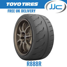 1 x 235/40/17 90W Toyo R888R Trackday/Race E Marked Tyre - 2354017