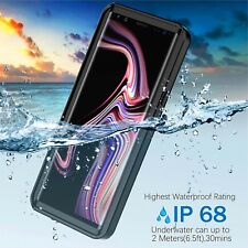 For Samsung Galaxy Note 9 IP68 Waterproof Shockproof Dirtproof Phone Case Cover