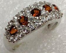 Genuine Certified Topaz Gemstone Ring, Solid 14K Gold- NOVEMBER BIRTHSTONE
