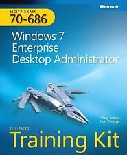 MCITP Self-Paced Training Kit (Exam 70-686): Windows® 7 Desktop-ExLibrary