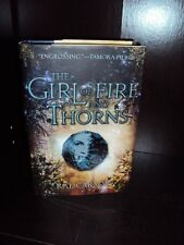 Girl of Fire and Thorns by Rae Carson 2011 Hardcover 1st/1st SIGNED