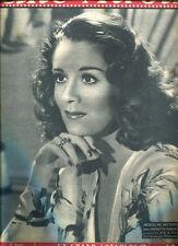 CINE-MIROIR N°872. JACQUELINE GAUTHIER: UNE NUIT à TABARIN. 1948.