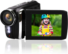 Video Camera Camcorder for Kids, Heegomn Mini Digital Camera Recorder Full HD 10