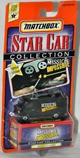 Matchbox 1998 Star Car Collection Mission Impossible Van Special Edition