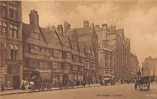 B85624 old houses holborn chariot   london uk