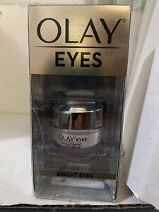 Olay Eyes Brightening Eye Cream for Dark Circles NIB FAST Shipping