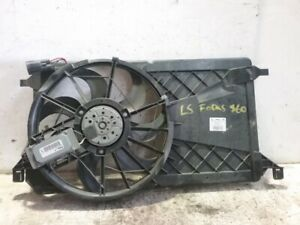 FORD FOCUS LS LT LV 2.0L PETROL AUTO RADIATOR THERMO FAN ASSEMBLY WITH RESISTOR