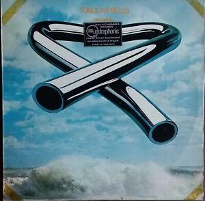 Mike Oldfield - Tubular Bells. Quadraphonic 1976  Aussie  2 Track  LP