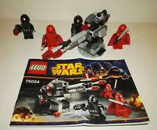 LEGO Star Wars Death Star Troopers (75034) Microfighters