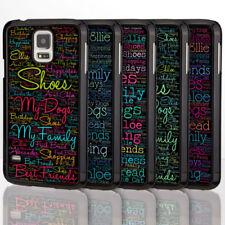 Fundas Para Samsung Galaxy S6 color principal negro para teléfonos móviles y PDAs