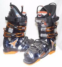 Atomic Tracker 130 New Men's Ski Boots Size 29.5 #540614