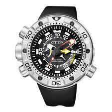 Sportliche Citizen Armbanduhren mit Datumsanzeige