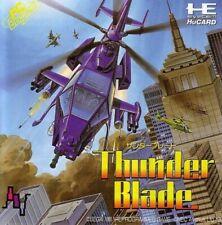 PC Engine / TurboGrafX 16 Spiel - Thunder Blade JAP HuCard