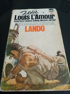 Lando, , Used; Louis L'Amour, Acceptable