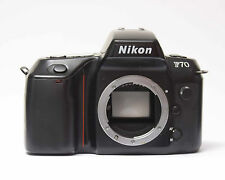 Nikon F 70 Boîtier/Body Nº 249