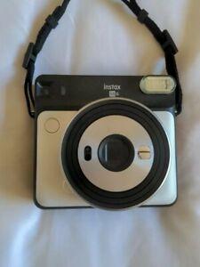 Fujifilm Instax Square SQ6 Instant Camera - White