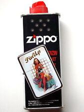 1x Original Zippo Benzin & 1 Sturmfeuerzeug  PIN UP GIRl Maggy Benzinfeuerzeug !