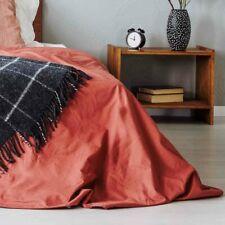 Rote Bettüberwürfe & Tagesdecken