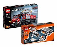 """LEGO® Technic 42068+8293 """"Flughafen-Löschfahrzeug mit Power Function"""" NEU/OVP!"""