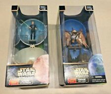 Star Wars - POTF - Complete Galaxy-  Endor w/Ewok & Tatooine w/Luke - NIB!