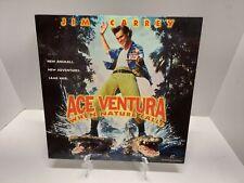 Ace Ventura When Nature Calls Laserdisc LD Nice Shape NOT DVD