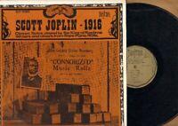 Joplin, Scott - Scott Joplin - 1916  Vinyl LP Record Free Shipping
