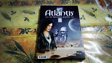 Atlantis III : Le Nouveau Monde – Jeu PC CD Rom (3)  (Très Bon Etat)