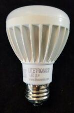New Litetronics BR20 8W LED Flood Lamp Dimmable 120V 27K Medium Base Light Bulb