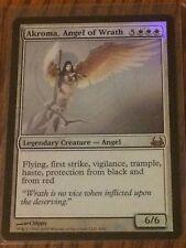 1x Akroma, Angel of Wrath - Foil MTG Duel Decks: Divine vs Demonic NM