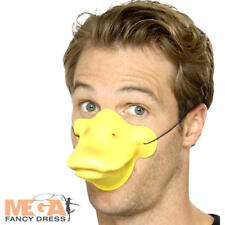 Duck Beak Mask Adults Fancy Dress Stag Novelty Animal Bird Costume Accessory New
