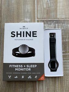Misfit Shine Fitness And Sleep Monitor Motivation SEE DESCRIPTION PLEASE