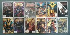 New Avengers #1-64 + Anns (missing #52) SET LOT RUN! Marvel 1st RONIN! SIGNED!